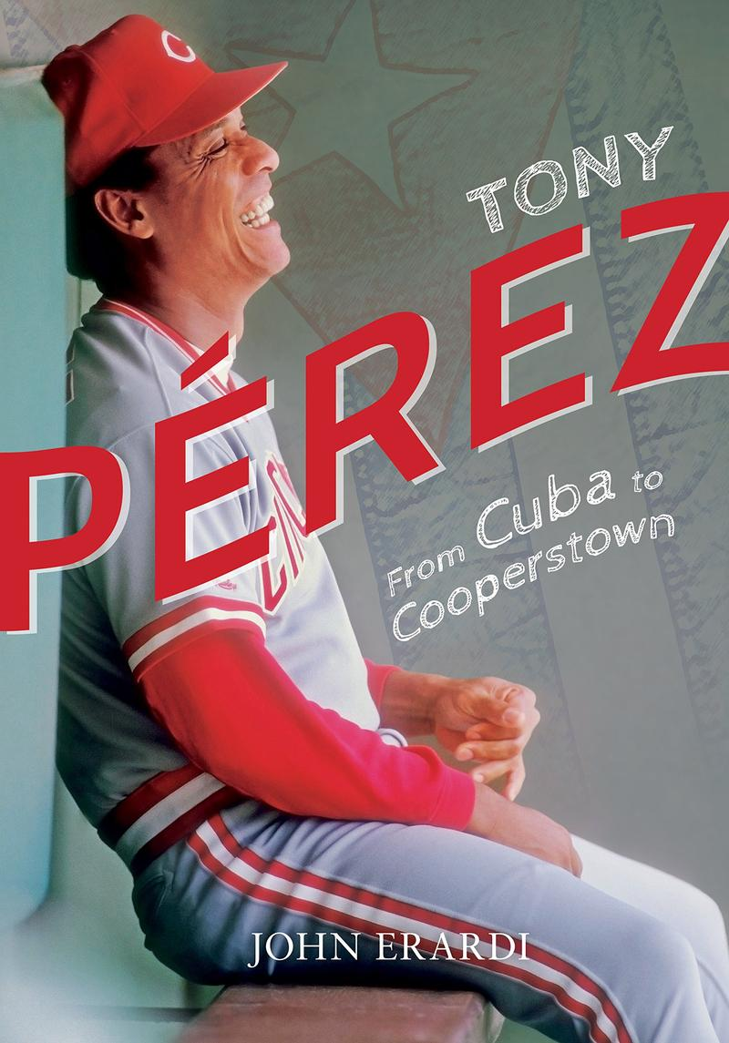 tony perez book