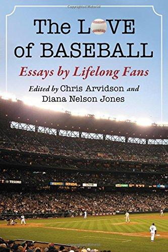 """Book Review: """"The Love Of Baseball: Essays By Lifelong Fans"""" 