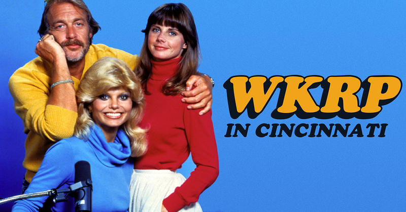 """WKRP"" cast members Howard Hessemann, Loni Anderson and Jan Smithers will appear together in Baltimore Sept. 13-15."
