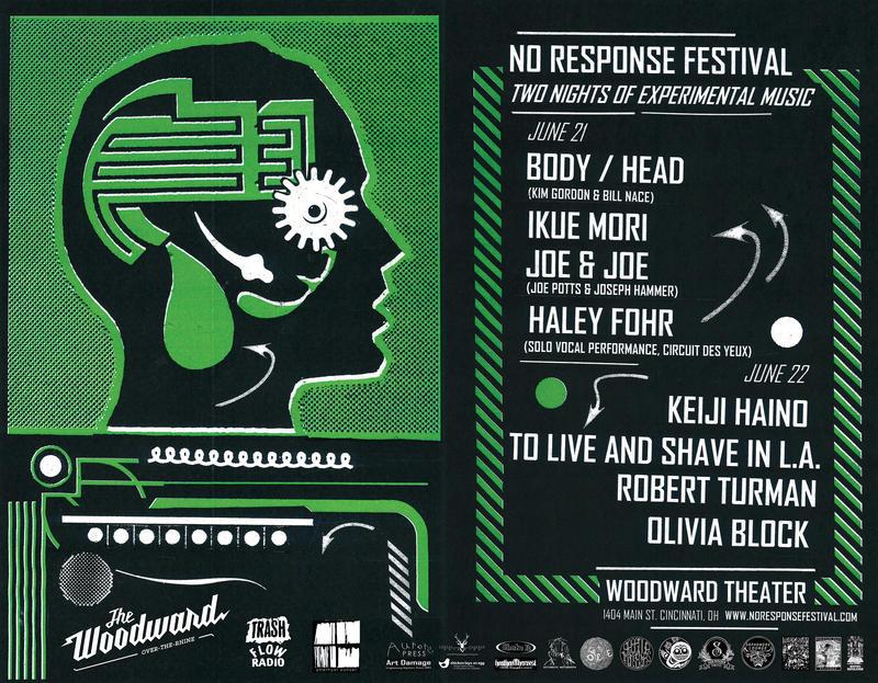 2018 No Response Festival