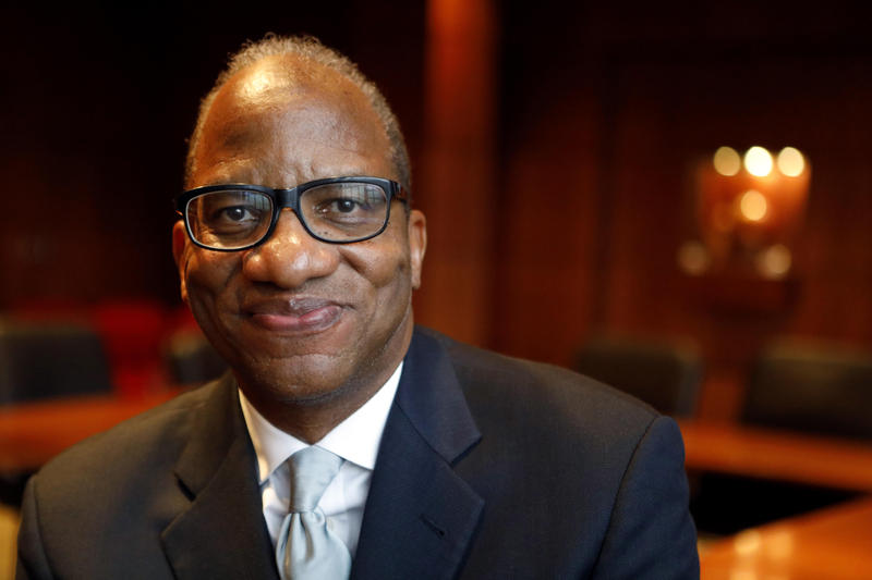 Author Wil Haygood is the Boadway Distinguished Scholar-in-Residence in Miami's department of media, journalism and film.