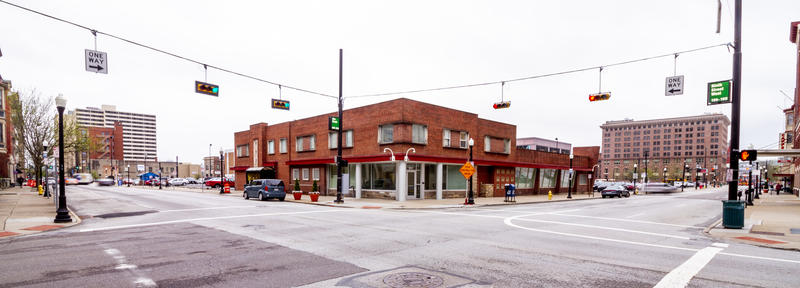 Kroger's Culinary Innovation Center opened in February at Ninth and Elm Streets.
