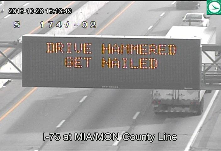 drive hammered get nailed