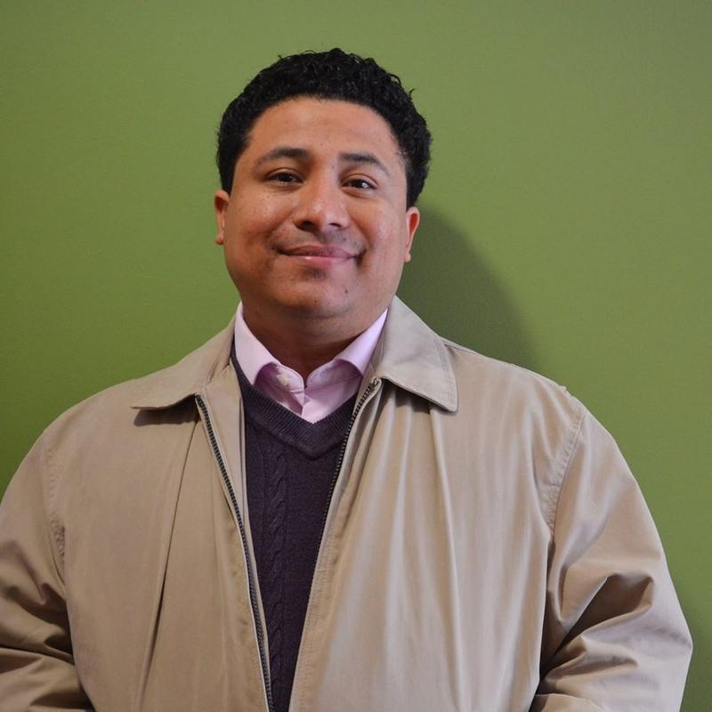 Manuel Iris will be Cincinnati's next poet laureate.