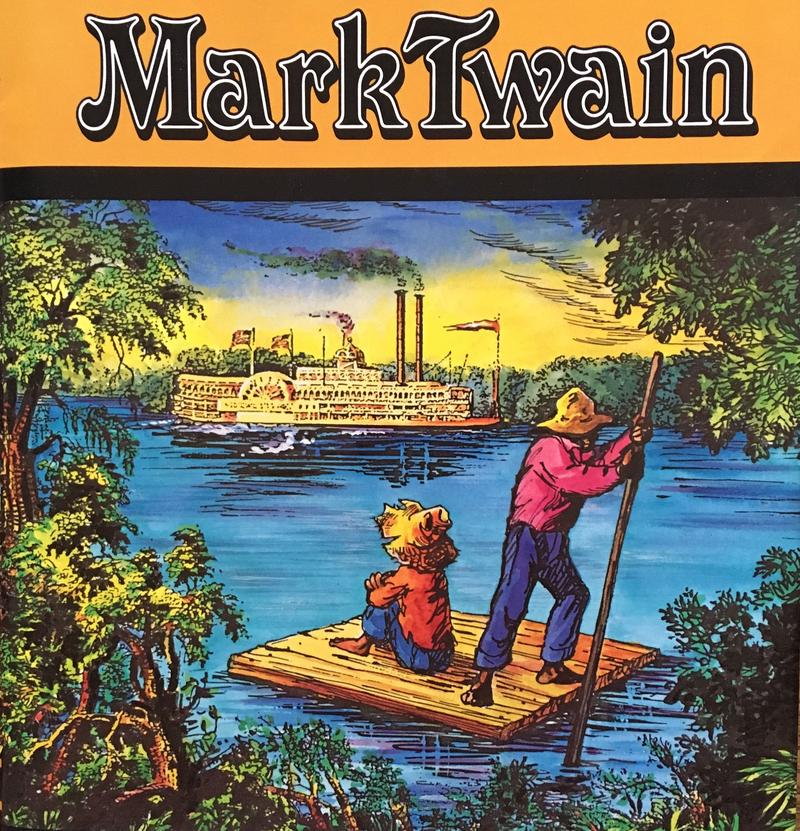mark twain huckleberry finn