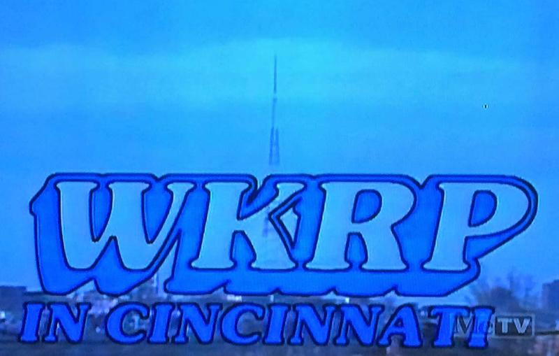 "The ""WKRP in Cincinnati"" opening showed WLWT-TV's tower in Fairview Heights."
