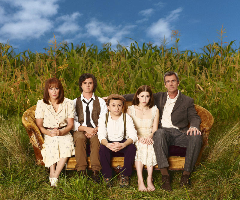 """The Middle"" stars Patricia Heaton, Charlie McDermott, Atticus Shaffer, Eden Sher and Neil Flynn."