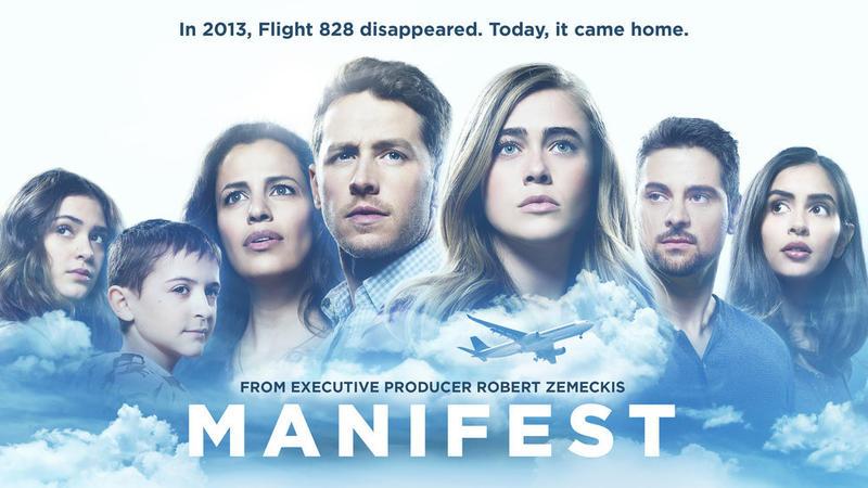 "NBC's new ""Manifest"" drama stars Melissa Roxburgh, Josh Dallas, Athena Karkanis, J.R. Ramirez, Luna Blaise, Jack Messina and Parveen Kaur."