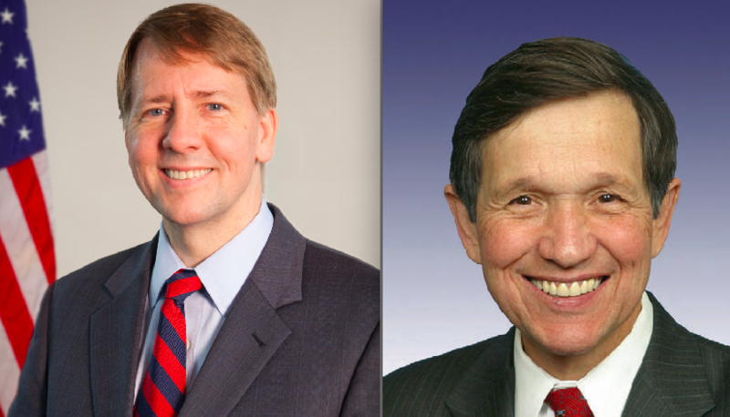 richard cordray dennis kucinich