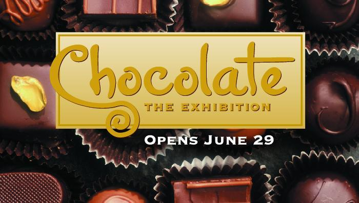 chocolate the exhibit cincinnati museum center