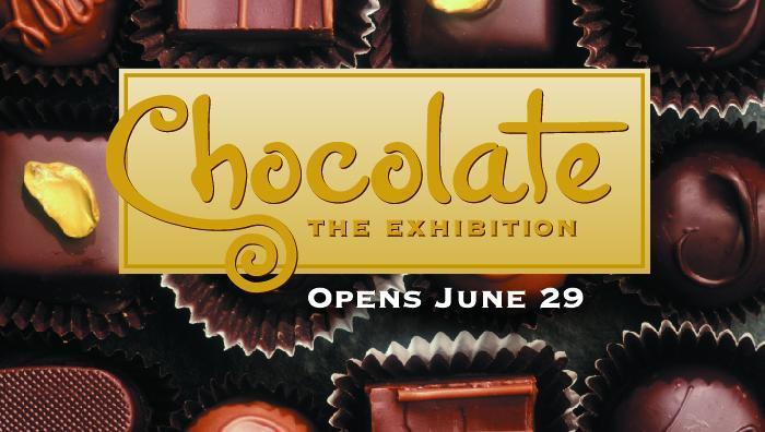 chocolate the exhibit cincinnati museum center