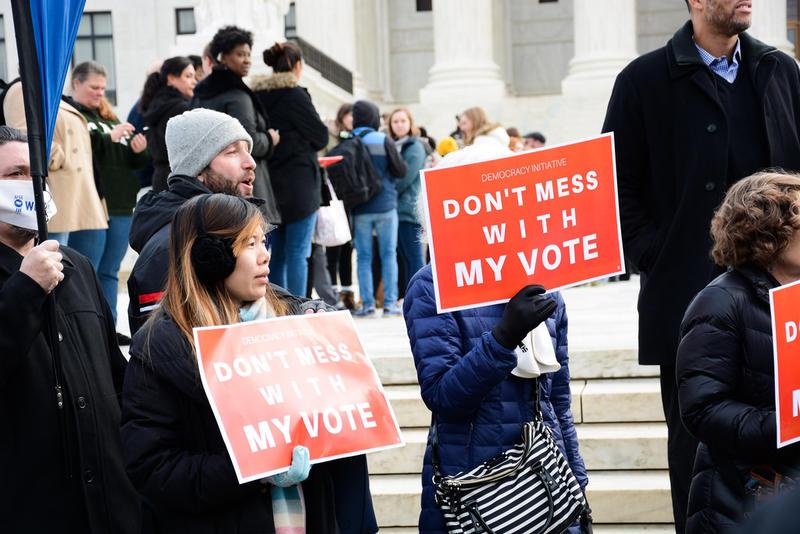 ohio voter purge