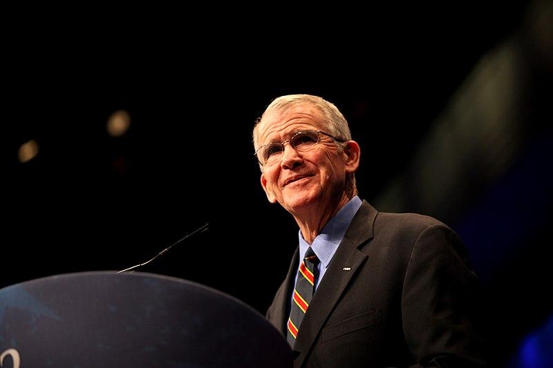 oliver north nra