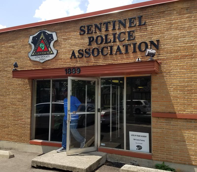 "The Sentinel Police Association describes itself as ""a civil rights organization that advocates for equal opportunity within the Cincinnati Police Department."""