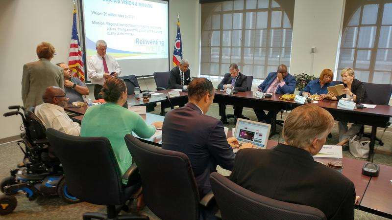 Members of the Southwest Ohio Regional Transit Authority (SORTA) all seemed to agree Wednesday that Metro's current funding system doesn't work.