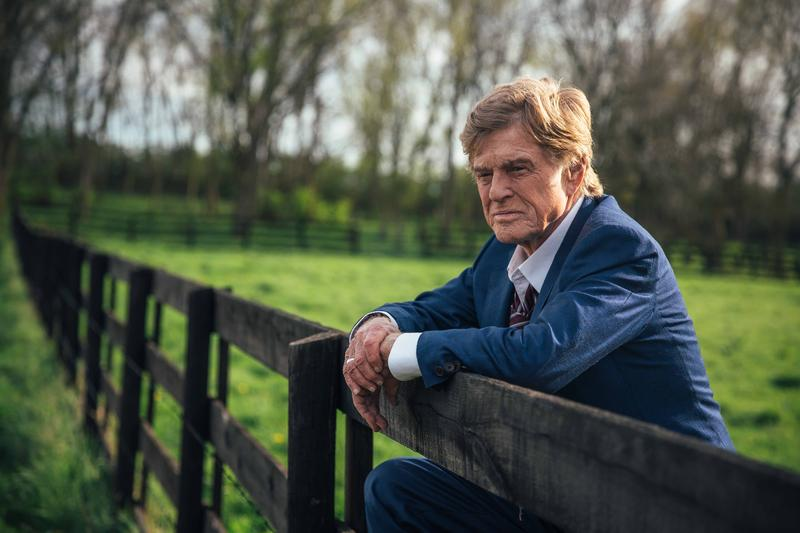 "Robert Redford was 80 when he filmed ""The Old Man And The Gun"" here in spring 2017."
