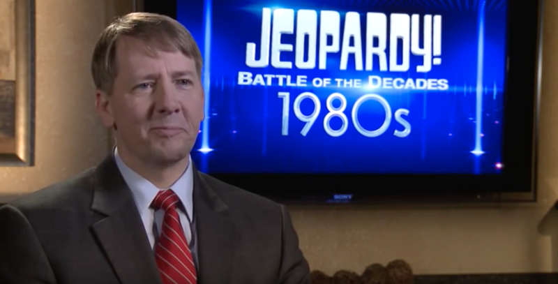 rich cordray jeopardy