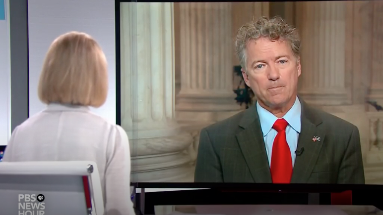 rand paul pbs