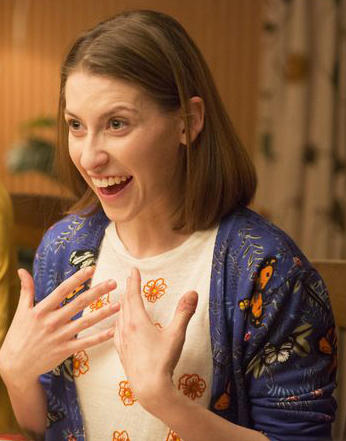 "Eden Sher's Sue Heck character from ""The Middle"" will star in a spinoff next year."