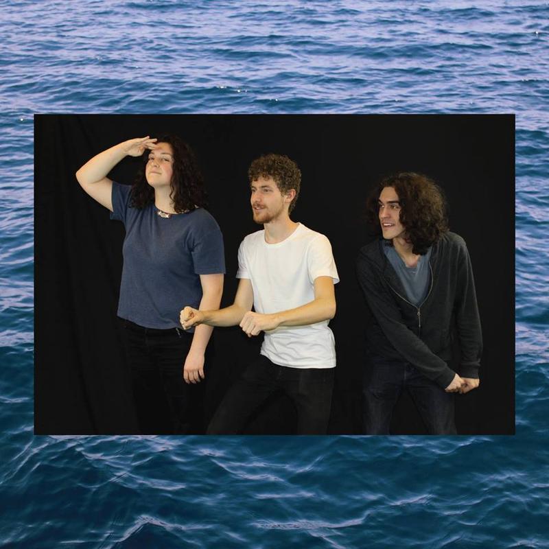 Sweet Pablo: Micaela Adams (drums), Andrew Boylan (guitar, keyboards) and Jake Kolesar (bass)