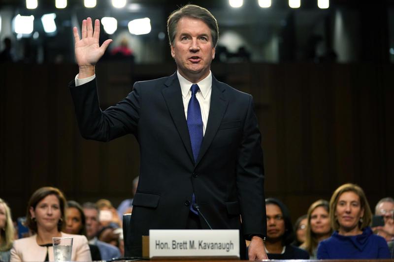 brett kavanaugh confirmation hearings