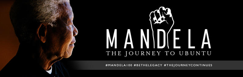 Exhibit returns to the National Underground Railroad Freedom Center to mark the centennial of Nelson Mandela's birth.