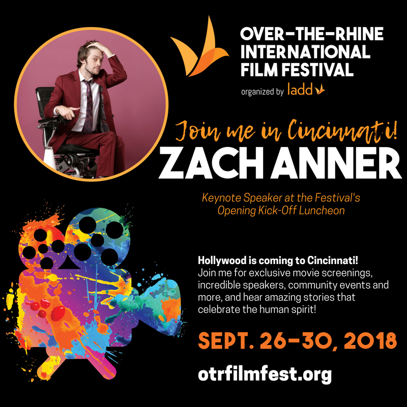 LADD has renamed its Cincinnati ReelAbilities Film Festival and expanded its scope to focus on a celebration of our shared humanity.