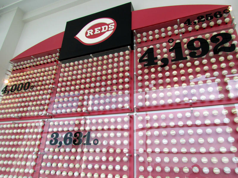 reds hall of fame
