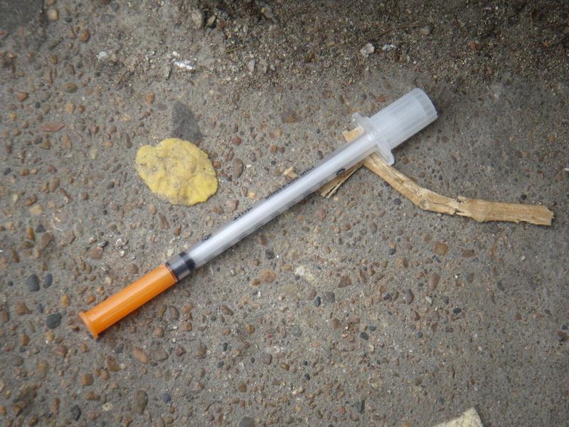 herion syringe