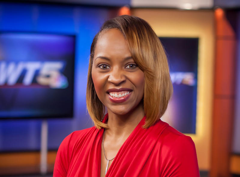 Ashley Brown has left WLWT-TV after 15 months.