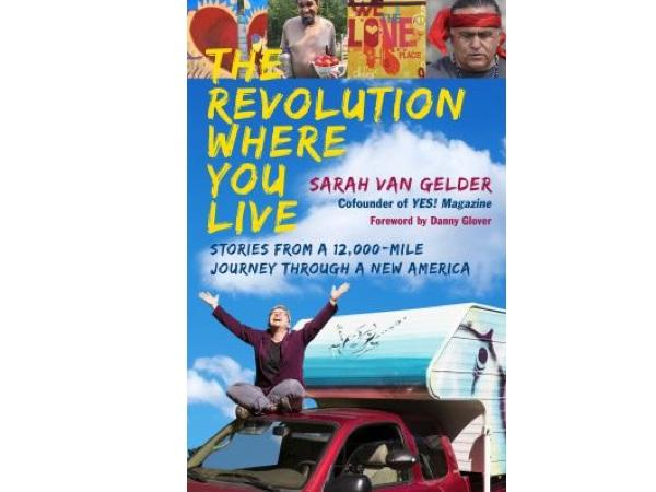 revolution where you live sarah van gelder