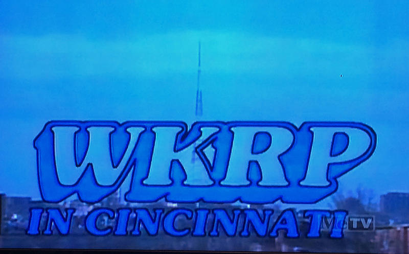 """Every """"WKRP in Cincinnati"""" opened with the camera zooming in on the WLWT-TV tower in Fairview Heights."""