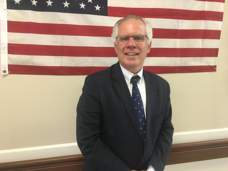 Mark Murdock is the new director of the Cincinnati VA Medical Center.