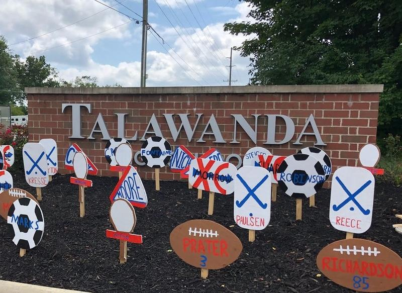 "Talawanda sports will no longer compete under the Native American ""Braves"" moniker."
