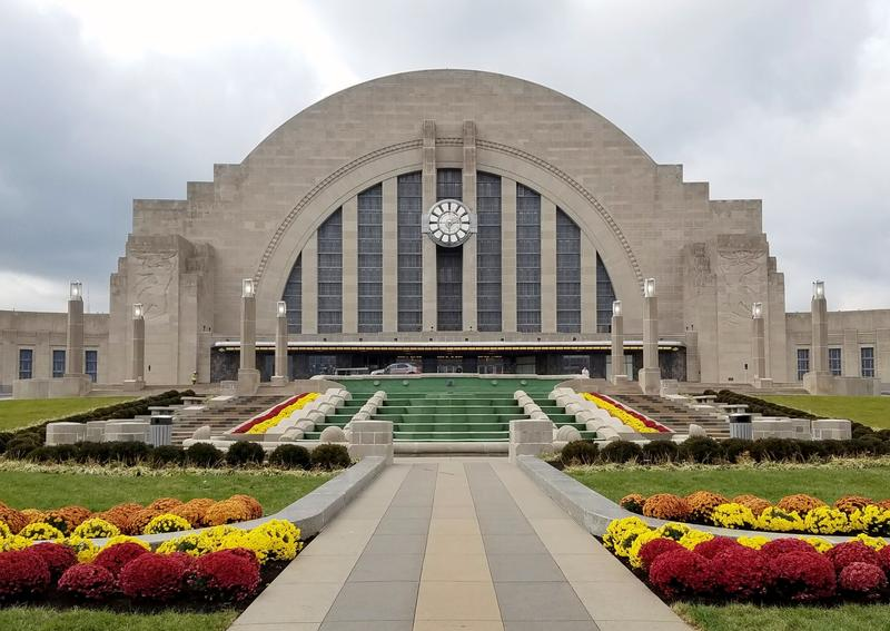 Union Terminal is ready to greet visitors after undergoing the first full structural restoration in its 85-year history.
