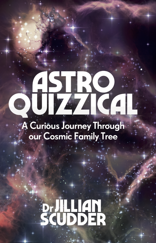 Astroquizzical by Dr. Jillian Scudder