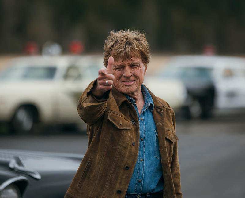 Robert Redford received a Golden Globe Award nomination for acting in 'The Old Man & The Gun.'