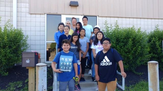 The Esperanza Latino Center's founders have organized summer camps in the past and plan to continue doing so now that they're creating the center.