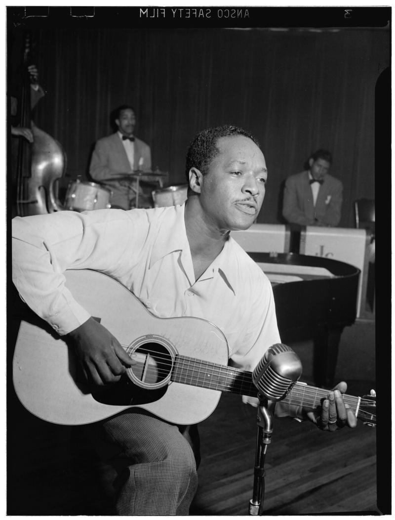 Josh White, Café Society (Downtown), New York, N.Y. June 1946