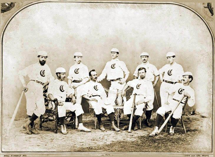 1869 red stockings