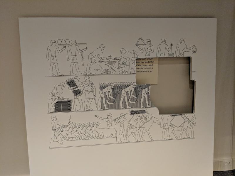 pharaoh exhibit