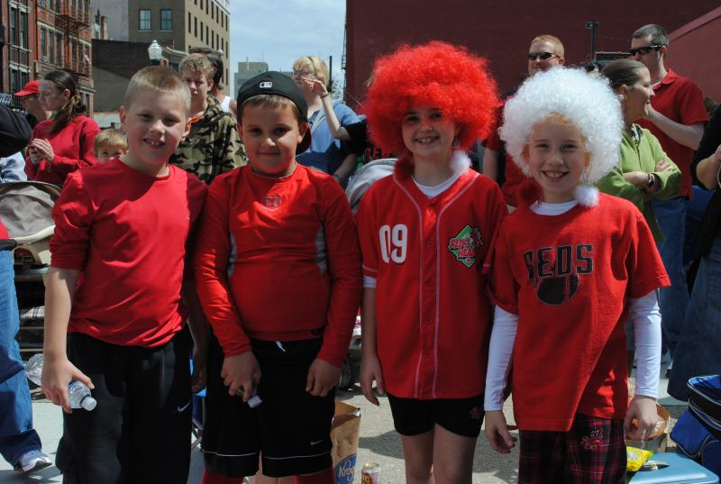 2012 Findlay Market Opening Day Parade