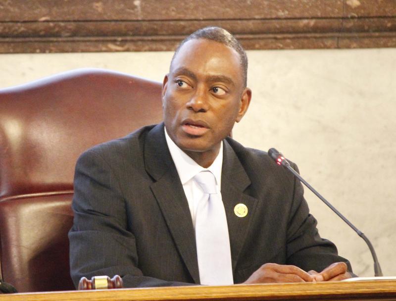 Cincinnati Mayor Mark Mallory