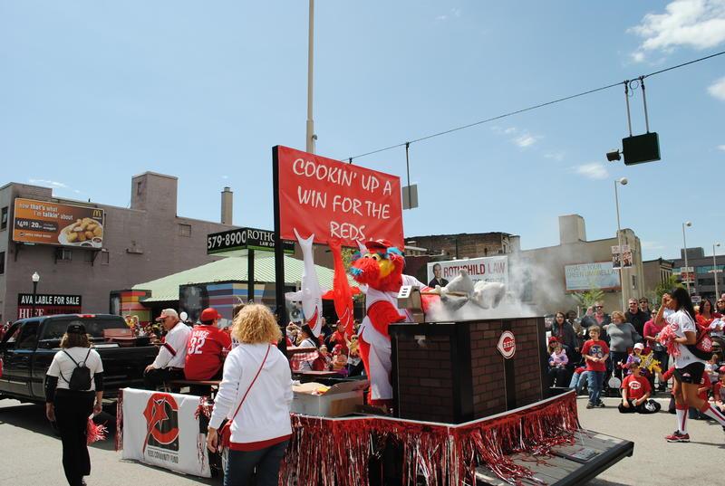 2012 Findlay Market Opening Day Parade