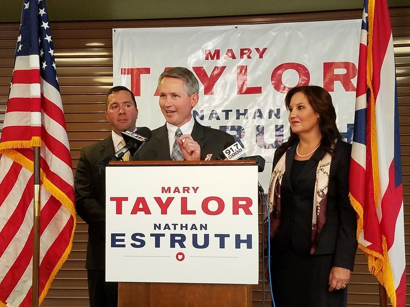 Mary Taylor, Nathan Estruth