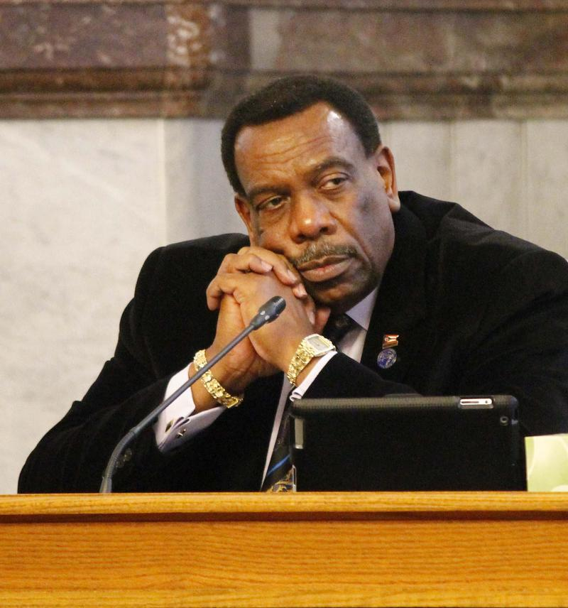 Cincinnati City Councilman Wendell Young.