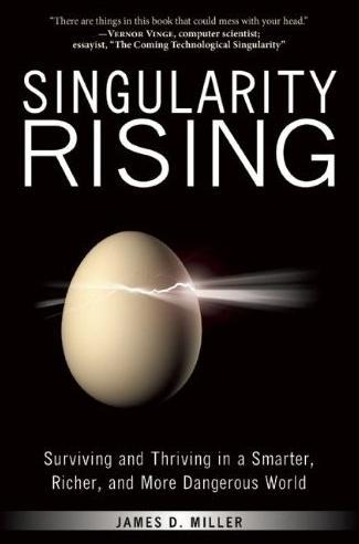 Singularity Rising by James Miller