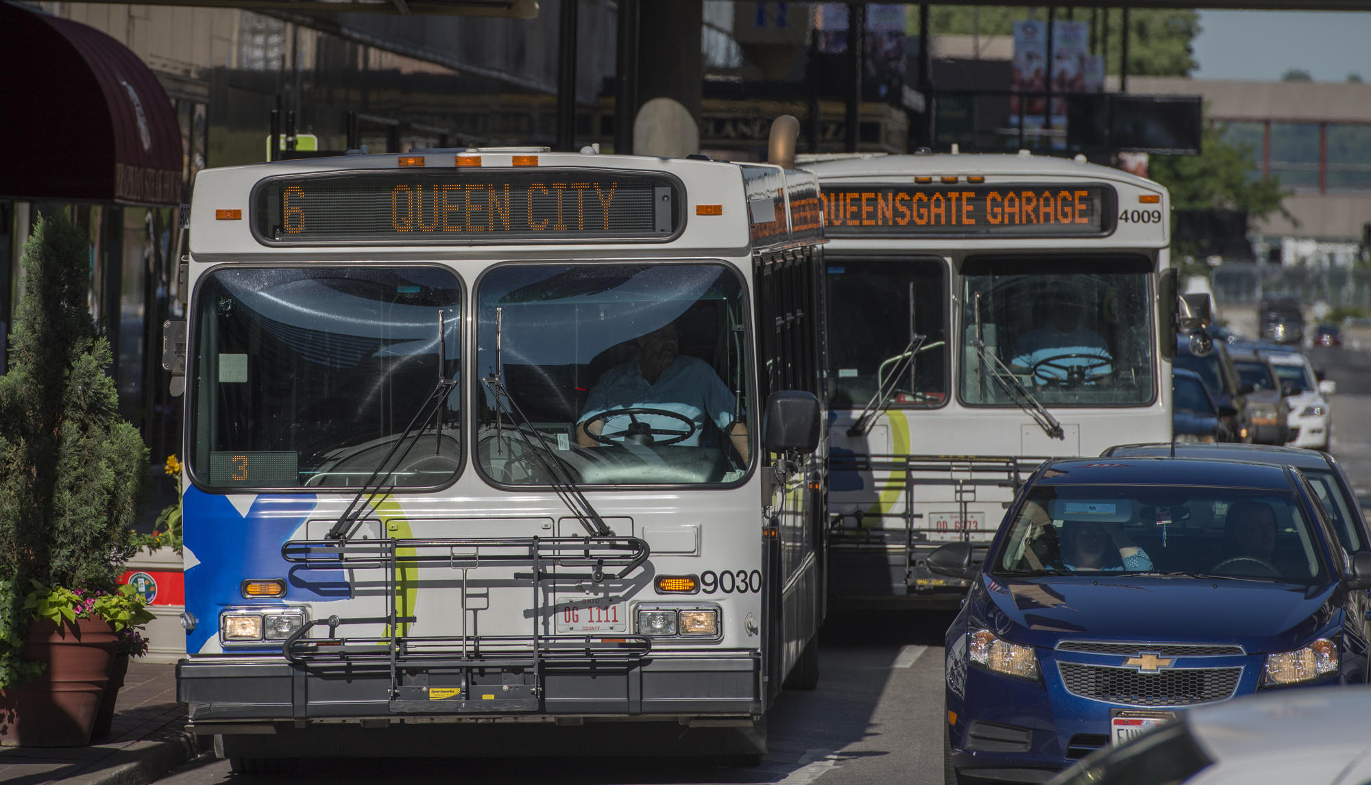 Cincinnati And Sorta Resolve Transit Fund Dispute Wvxu