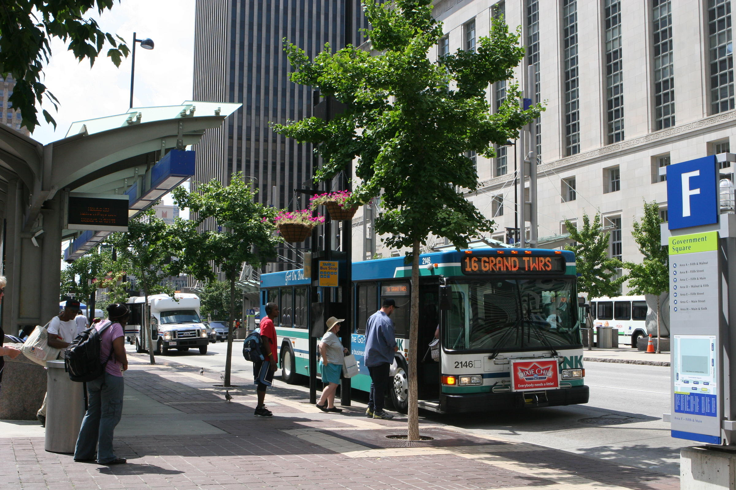 Metro Stored Value Fare Card Works In All Zones Wvxu