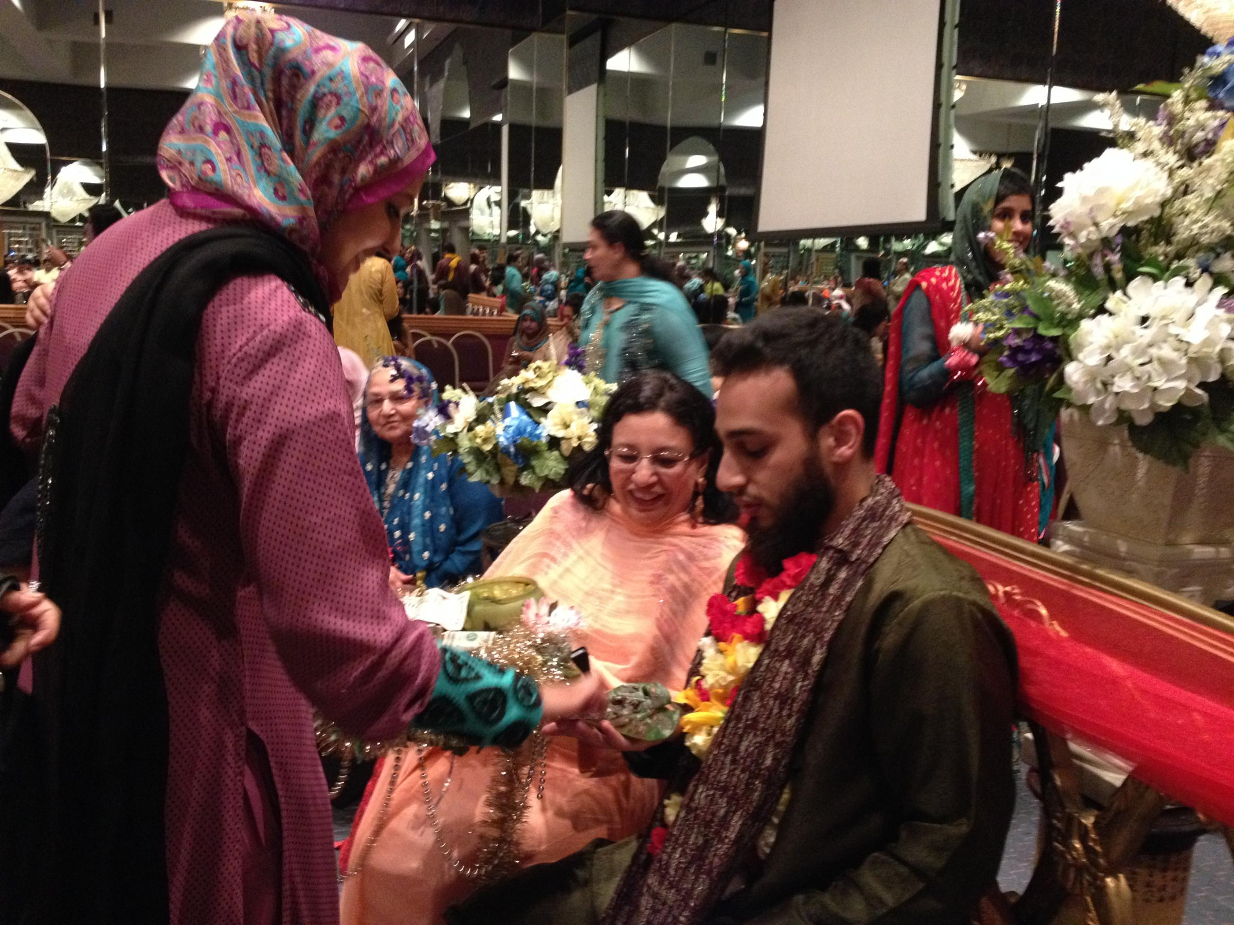 Peek inside a Pakistani pre-wedding ceremony | WVXU